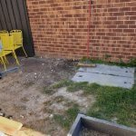 Garden rubbish removal after